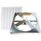"""Ventamatic Cool Attic 30"""" Direct Drive 2000 to 3000 sq ft Whole House Fan Image 1"""