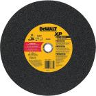 DeWalt XP Type 1 14 In. x 7/64 In. x 1 In. Metal Cut-Off Wheel Image 1