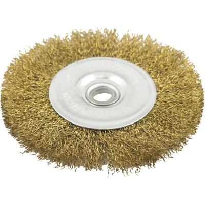Do it 3 In. Coarse Bench Grinder Wire Wheel
