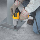 DeWalt 1/2 In. Impact Wrench with Detent Pin Anvil Image 3