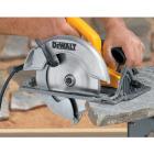 DeWalt High Performance 7 In. Turbo Rim Dry/Wet Cut Diamond Blade, Bulk Image 3