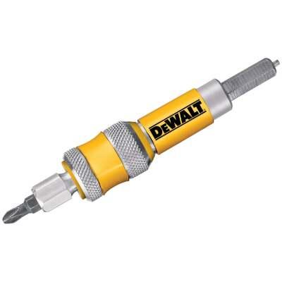 DeWalt #6 1/4 In. Black Oxide Drill & Drive Unit
