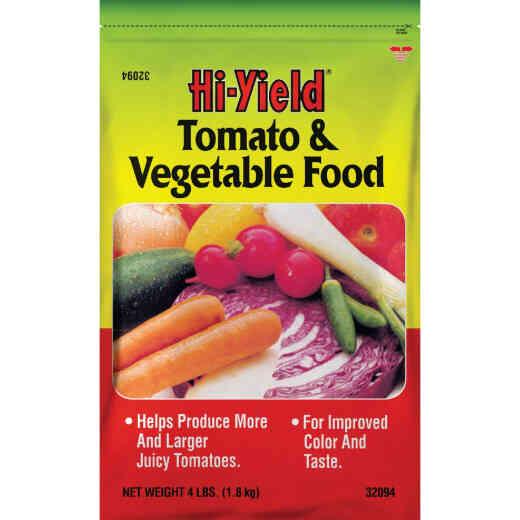 Hi-Yield 4 Lb. 4-10-6 Dry Plant Food