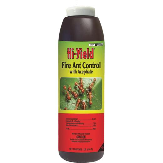 Hi-Yield 1 Lb. Ready To Use Powder Fire Ant Control with Acephate