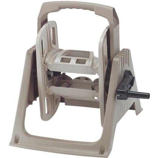 Suncast Hose Handler 100 Ft. x 5/8 In. Taupe Resin Hose Reel