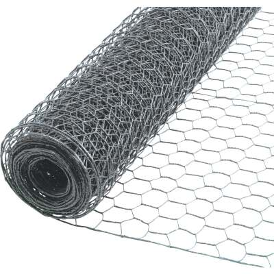 Do it 2 In. x 36 In. H. x 25 Ft. L. Hexagonal Wire Poultry Netting