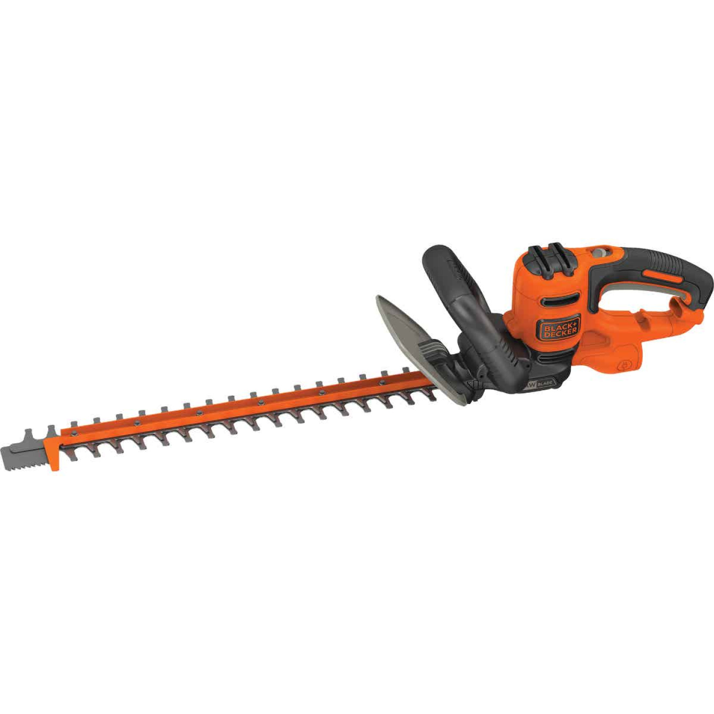 Black & Decker Sawblade 20 In. 3A Corded Electric Hedge Trimmer Image 1